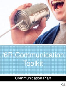 6R Product Communication Toolkit in Colour