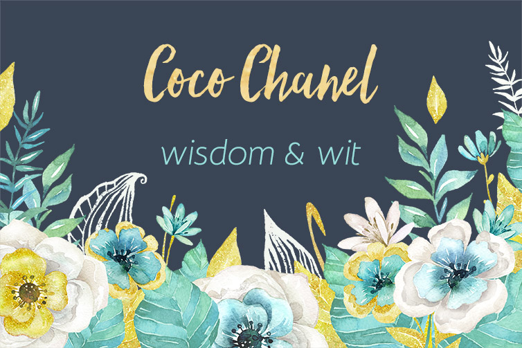 Don't go loco – channel Coco (application for Cocos wisdom and wit)