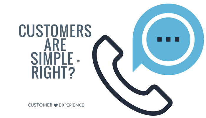 Why Simple Customer Service is Never Simple